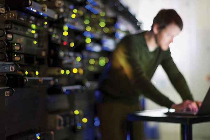 Six-degree Hacker Assessment: Is Your Information at Risk?